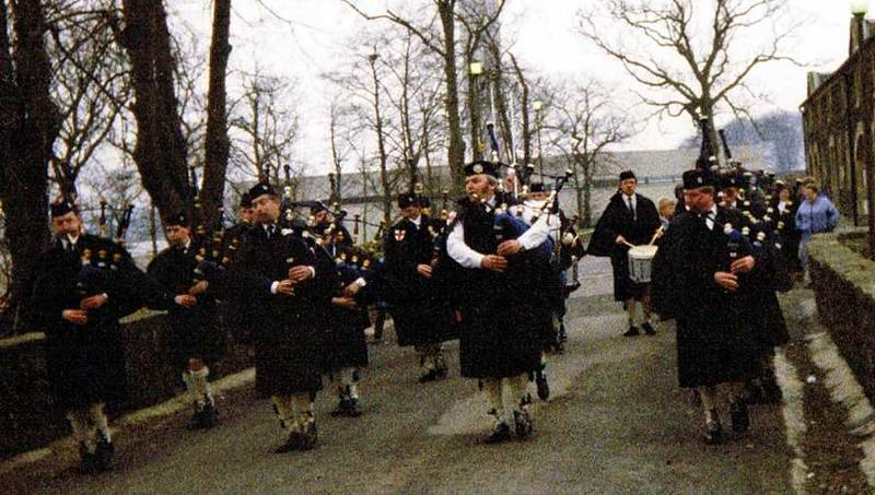 St George S Pipe Band Chorley